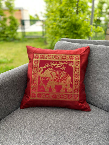 Cushion Cover-Elephant (++ color options)