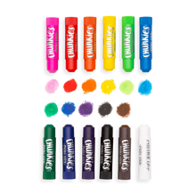 Load image into Gallery viewer, Ooly Chunkies Paint Sticks - Set of 12