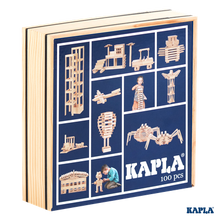 Load image into Gallery viewer, Kapla 100 Box