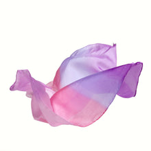 Load image into Gallery viewer, Sarah's Silks Enchanted Playsilks - Blossom