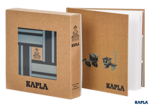Load image into Gallery viewer, Kapla Colours - Book and 40 Planks