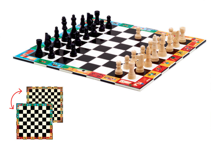 Djeco - Chess and Draughts