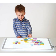 Load image into Gallery viewer, Junior Rainbow Pebbles - Clear