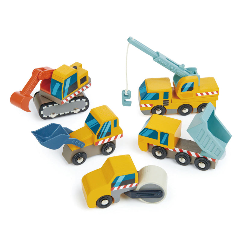 Construction Site - Tender Leaf Toys