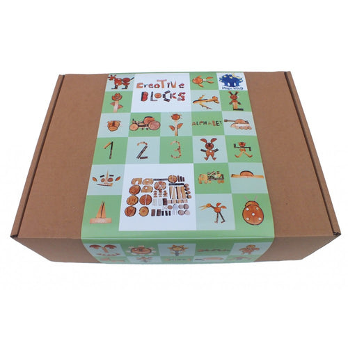 Magic Wood Creative Blocks