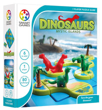 Load image into Gallery viewer, Dinosaurs Mystic Islands - Smart Games