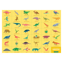 Load image into Gallery viewer, Mudpuppy 64 Piece Search and Find Puzzle - Dinosaurs