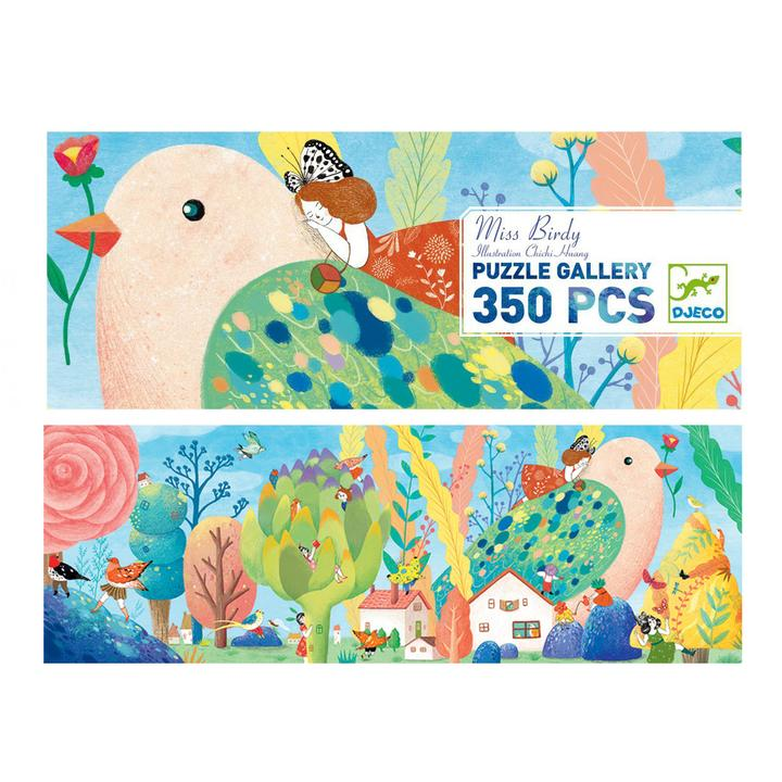 Miss Birdy 350pc Gallery Puzzle