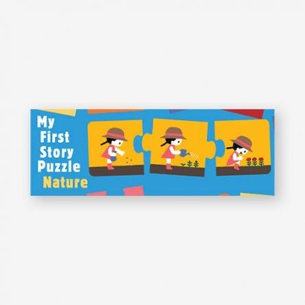 My First Story Puzzle - Nature