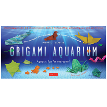 Load image into Gallery viewer, Origami Aquarium Kit