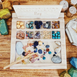 The Play and Learn Tray - Zephyrs Nest
