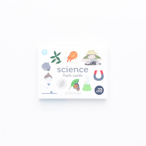 Two Little Ducklings - Science Flash Cards