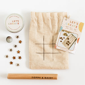 Tic Tac Toe Mini Eco Bag