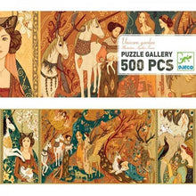 Load image into Gallery viewer, Unicorn Lady 500pc Gallery Puzzle