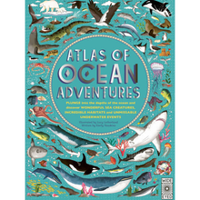 Load image into Gallery viewer, Atlas of Ocean Adventures