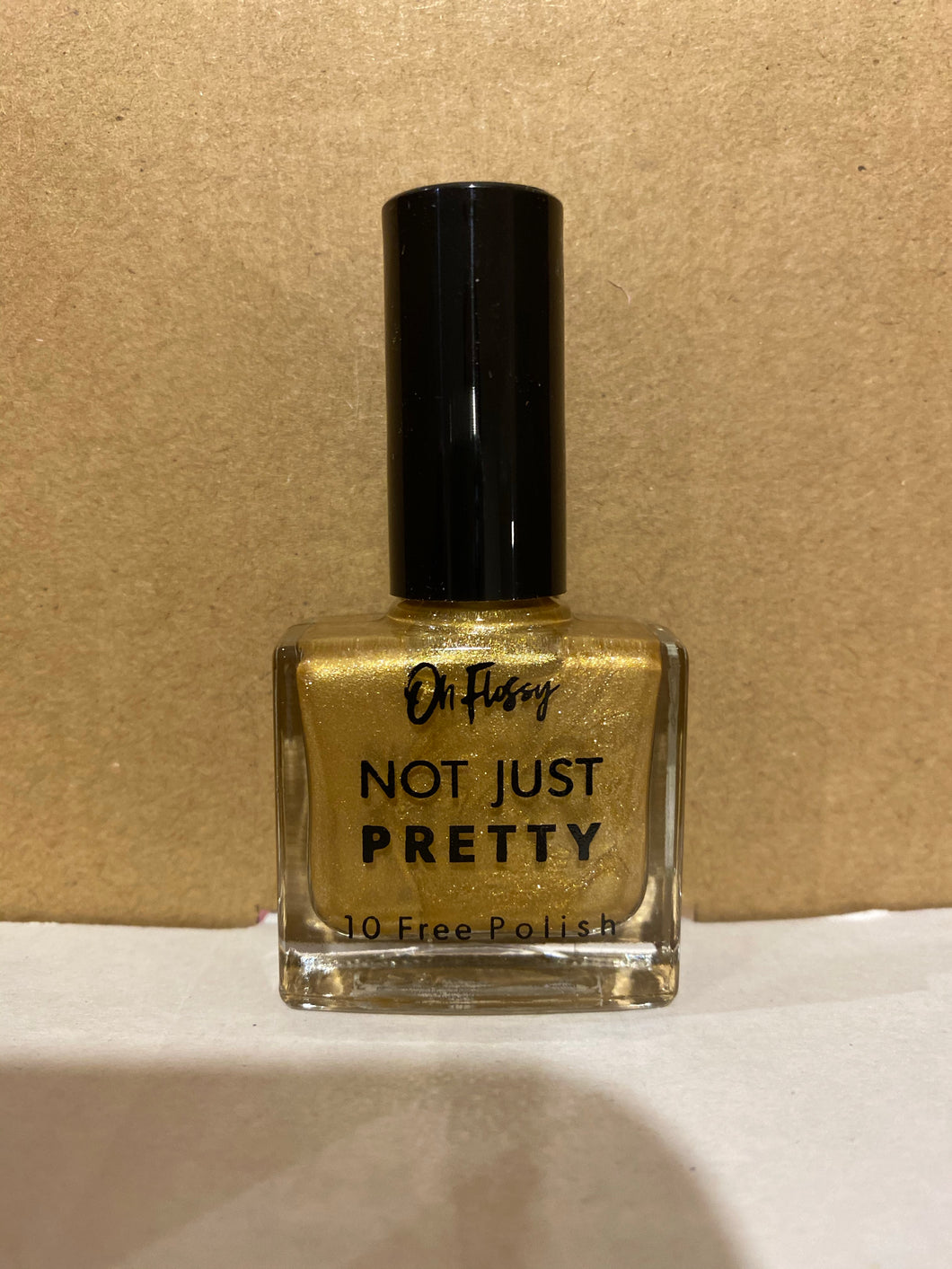 Oh Flossy - Rapid Dry Nail Polish - Trustworthy