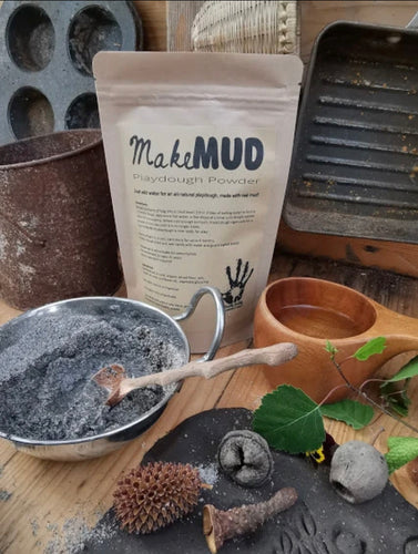 MakeMUD Playdough Powder (Soil) - Muddly Puddly Laboratory