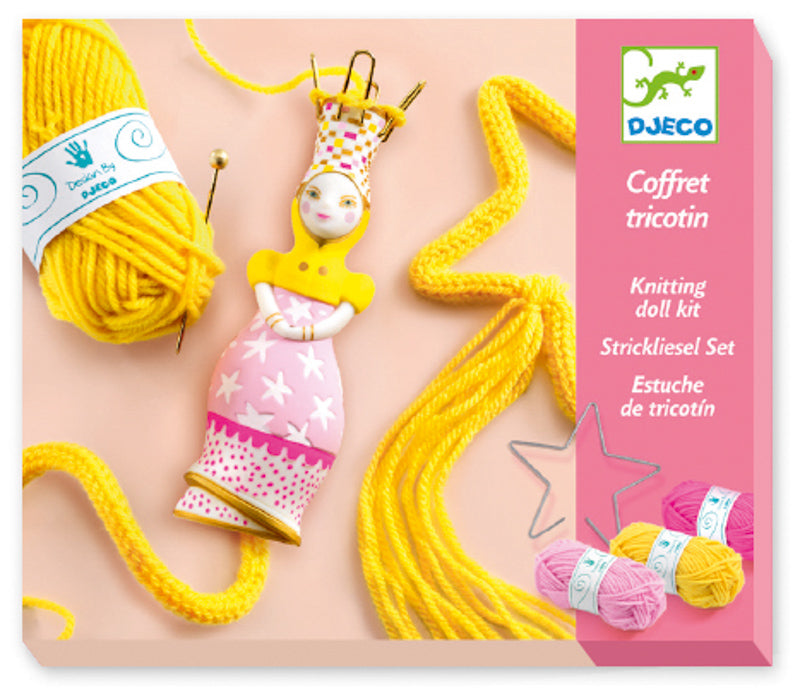 Knitting Doll Kit