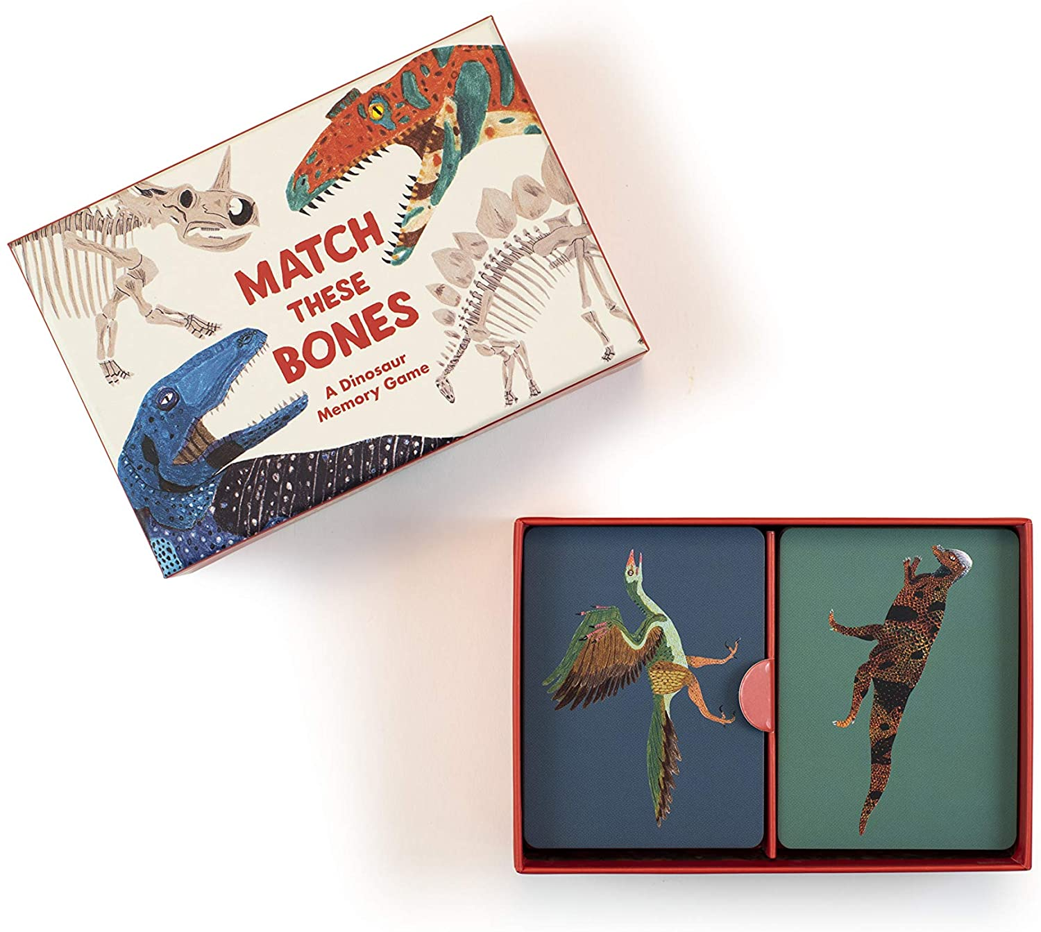 Match These Bones - A Dinosaur Memory Game