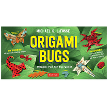 Load image into Gallery viewer, Origami Bugs Kit