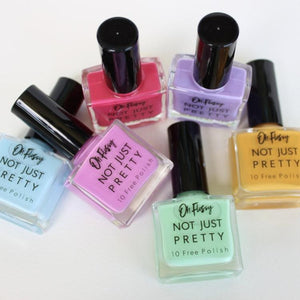 Oh Flossy - Rapid Dry Nail Polish - Generous