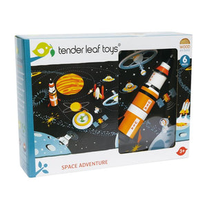 Space Adventure - Tender Leaf Toys