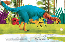 Load image into Gallery viewer, Big Book of Giant Dinosaurs, The Small Book of Tiny Dinosaurs - Francesca Cosanti