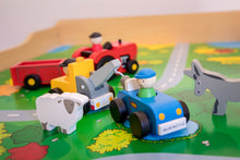 Load image into Gallery viewer, Wooden Tow Truck - Tender Leaf Toys
