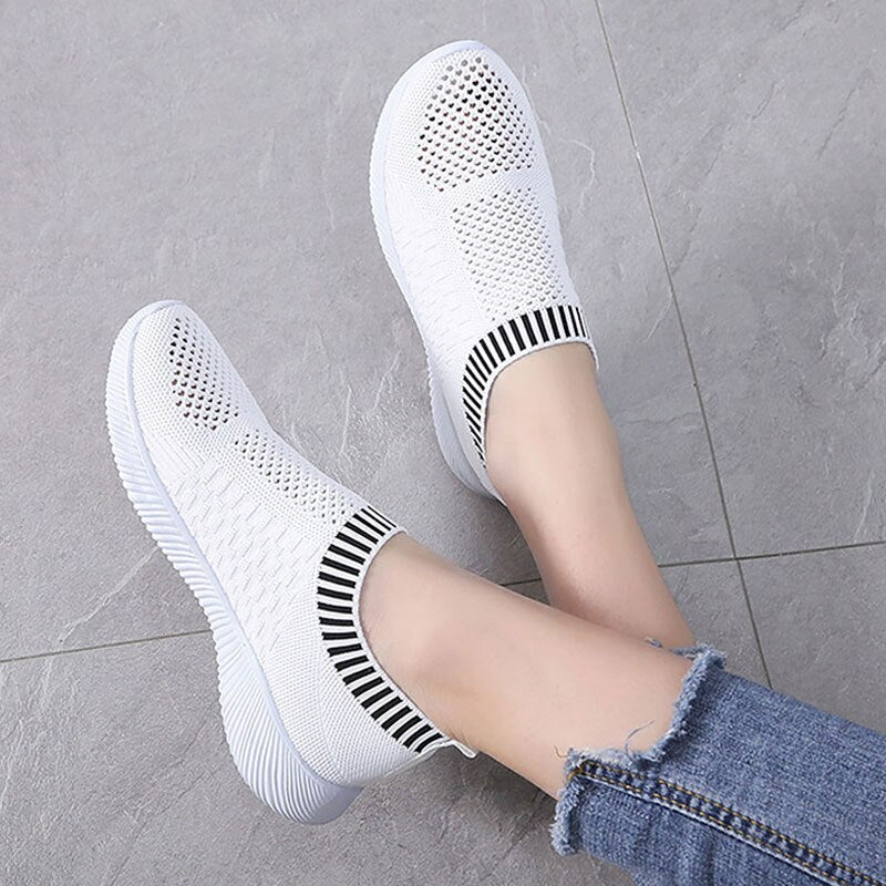 CARA MESH Women Soft Walking Shoes