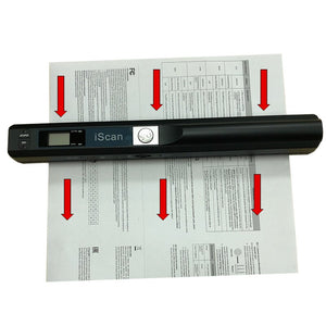 iScan Instant Portable Scanner
