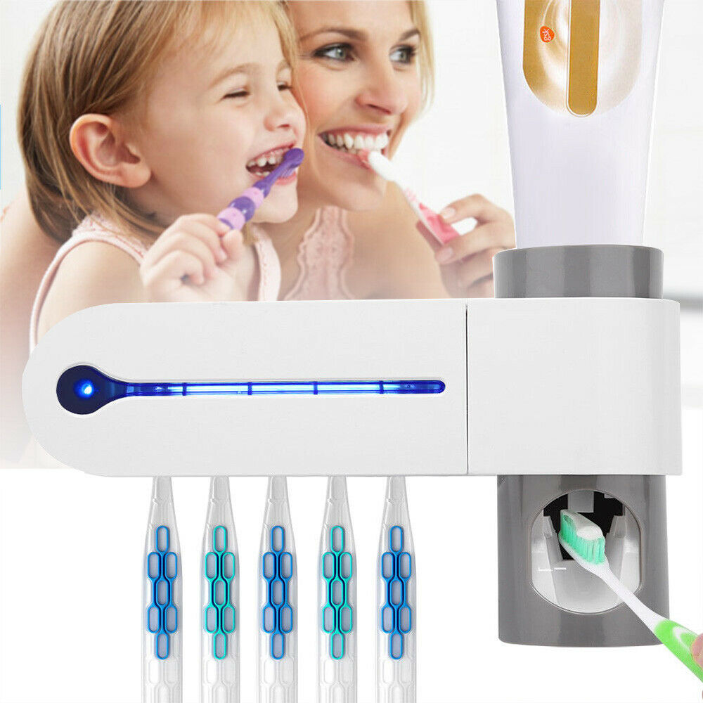 UV Toothbrush holder