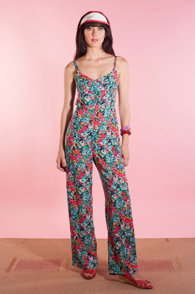 Bridget jumpsuit posy
