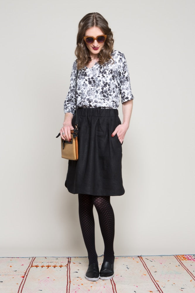 Natalie top / Gemma skirt