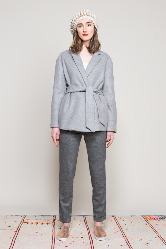 New York Coat / Naomi pant