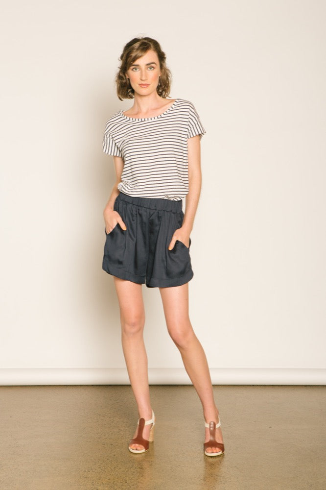 Harper top / Anita shorts
