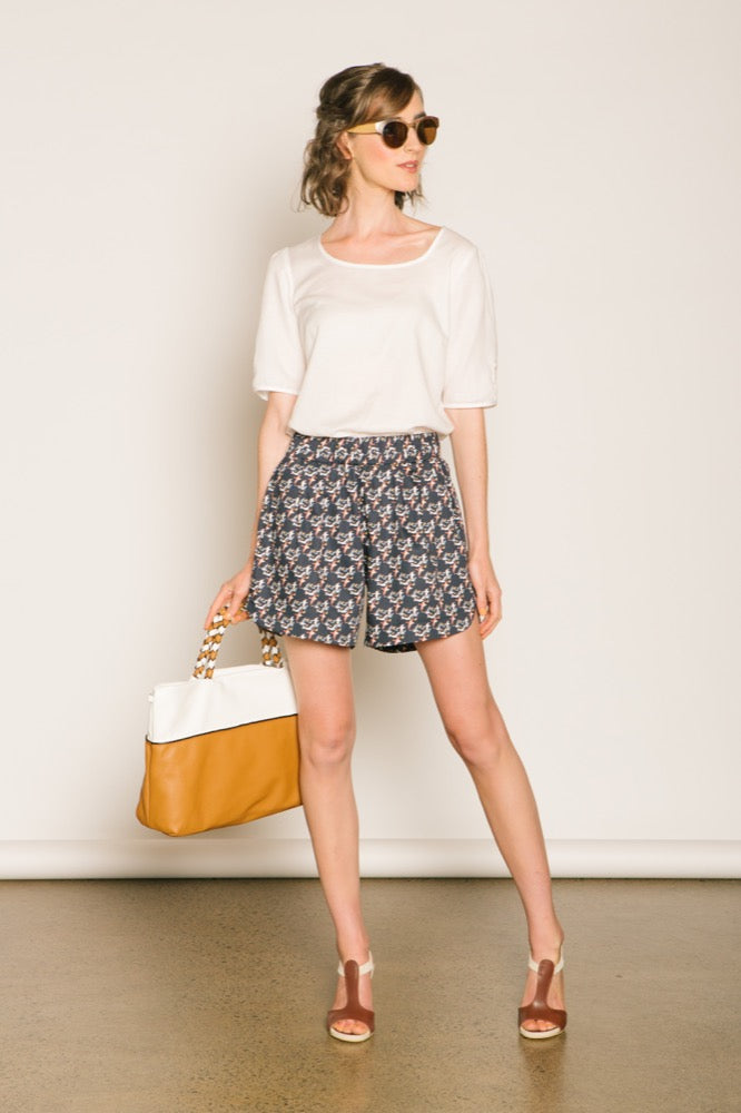 Harriet top / Anita shorts