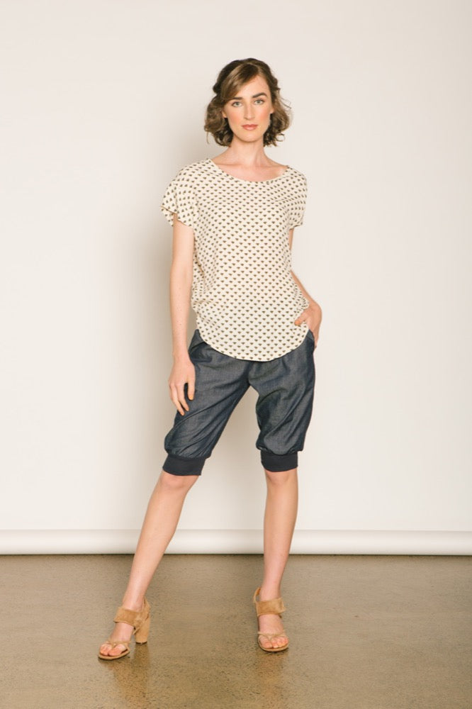 Harper top / Greta pants