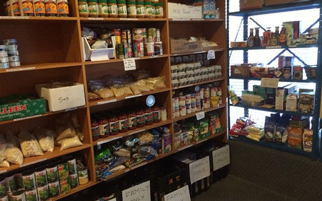Whistler Food Bank Summer Solstice Donation