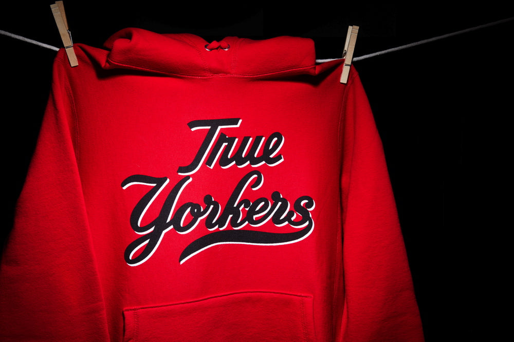 HOME TEAM - HOODED SWEATSHIRT