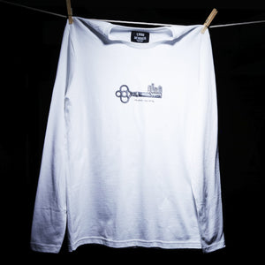 KEY TO THE CITY - LONG SLEEVE T