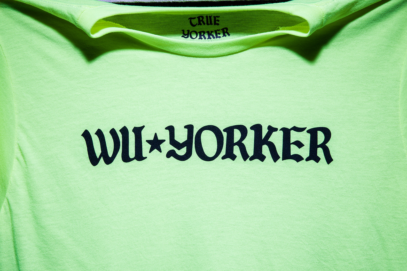WU YORKER - PERFORMANCE T