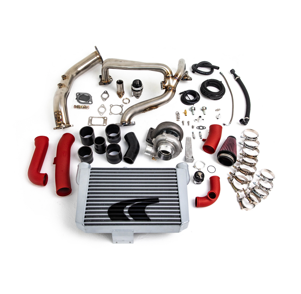 JDL FT86 V2.1 Turbo Kit