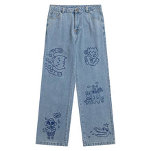 Load image into Gallery viewer, Kitty Cat Jeans
