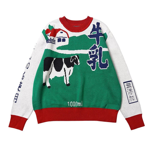 Table of Nutrients Sweater