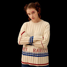 Load image into Gallery viewer, White Rabbit Sweater