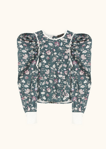 Celwood Blooming Cotton Top