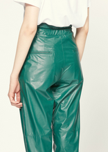 Load image into Gallery viewer, Duard Faux Leather Trouser