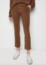 Load image into Gallery viewer, Corduroy Jenna Pant, Whiskey