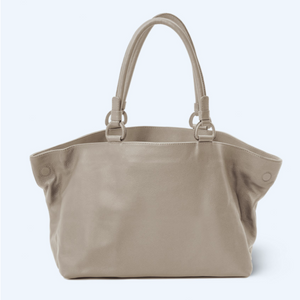 MARCELLA Large Travel Tote, Clay