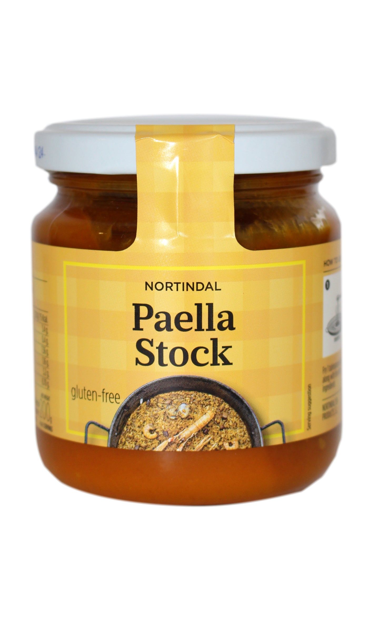 Nortindal: Paella stock - 200g
